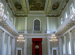 The Banqueting House Interior
