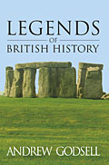 'Legends of British History' cover