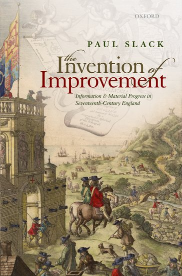 'Invention of Improvement' cover