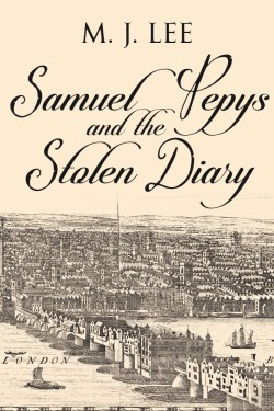 'Samuel Pepys and the Stolen Diary' cover