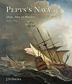 'Pepys's Navy' cover