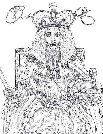 Image of King Charles